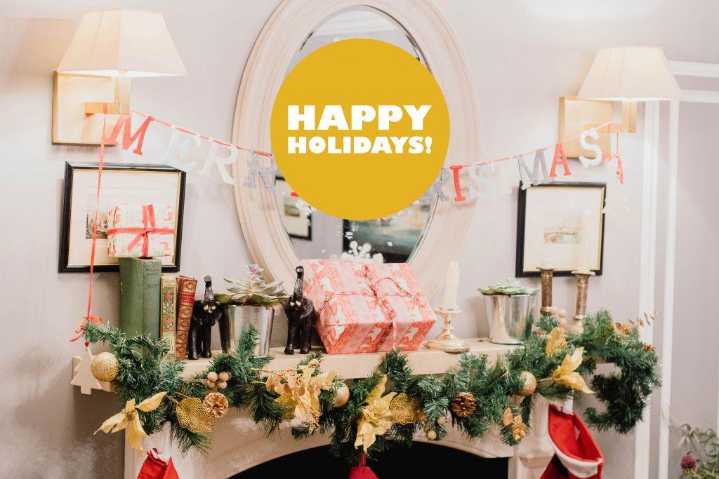 Kanavaesittely: Samettinen Happy Holidays johdattaa amerikkalaisen joulun tunnelmaan