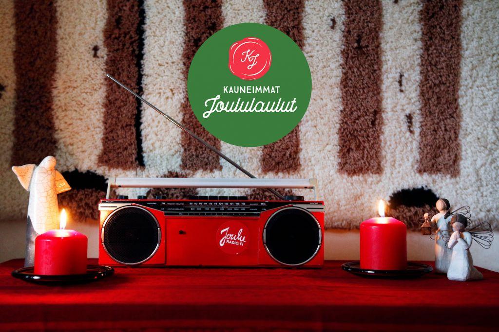 Kanavaesittely: Kauneimmat joululaulut