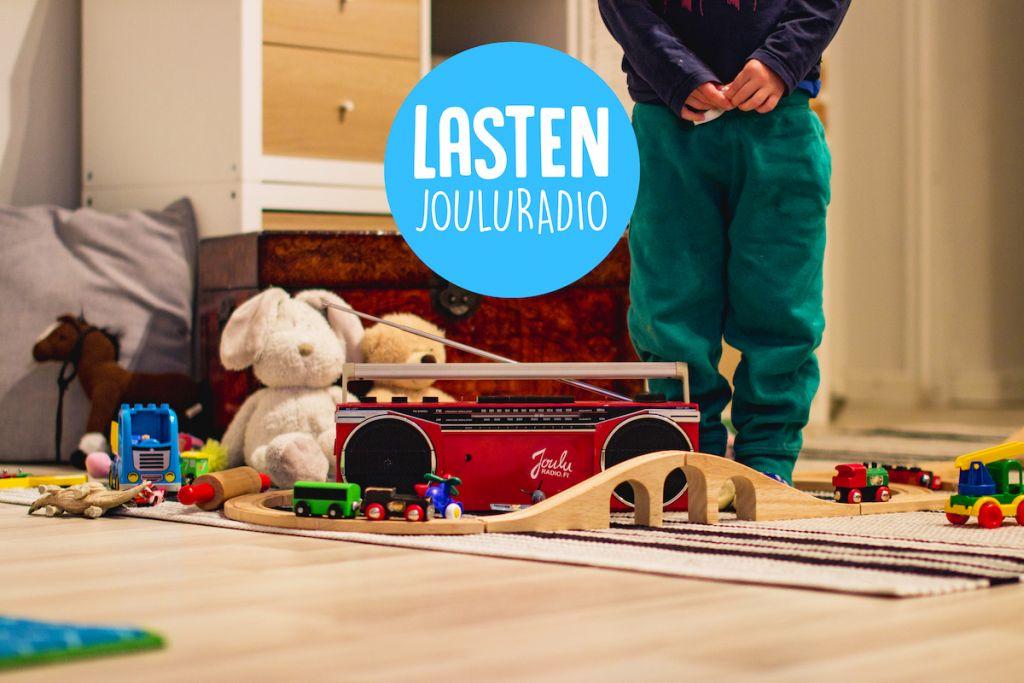Kanavaesittely: Supersuosittu Lasten jouluradio